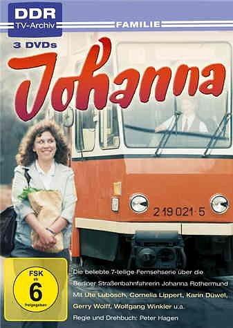 DVD »Johanna (3 Discs)«