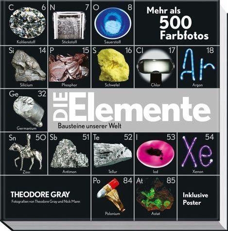 Gebundenes Buch »Die Elemente«