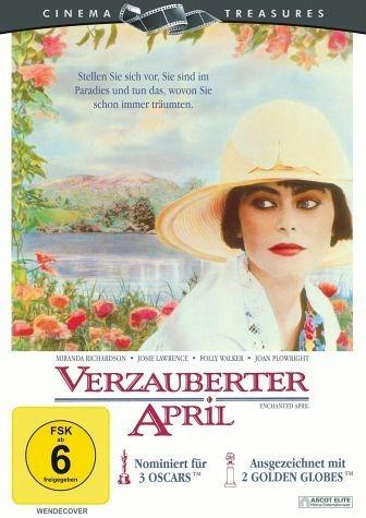 DVD »Verzauberter April«