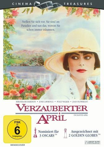 DVD »Verzauberter April«