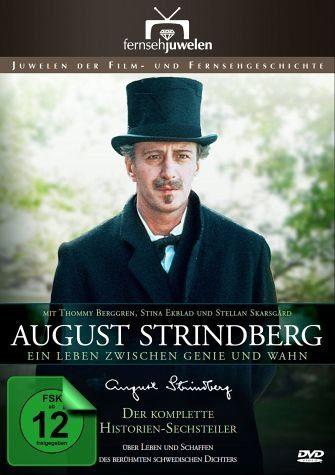 DVD »August Strindberg - Ein Leben zwischen Genie...«