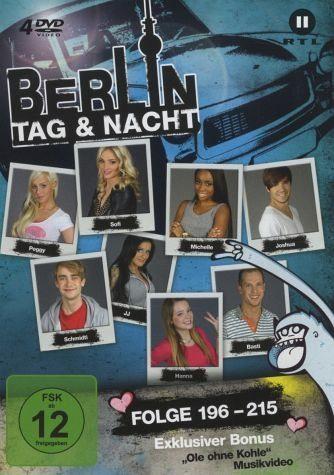 DVD »Berlin - Tag & Nacht - Staffel 11 (Folge...«