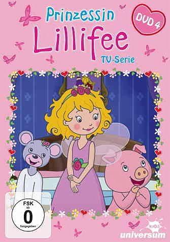 DVD »Prinzessin Lillifee - DVD 4«