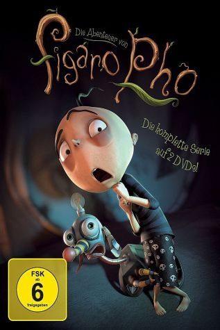 DVD »Die Abenteuer von Figaro Pho - Die komplette...«