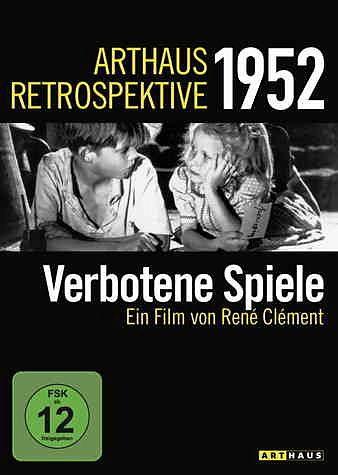 DVD »Arthaus Retrospektive 1952 - Verbotene Spiele«