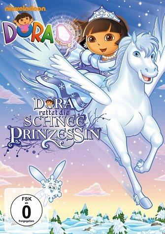 DVD »Dora - Dora rettet die Schneeprinzessin«
