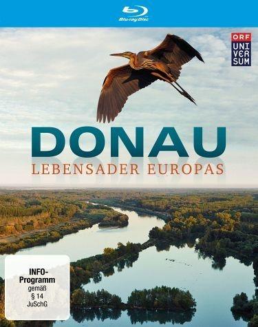 Blu-ray »Donau - Lebensader Europas«