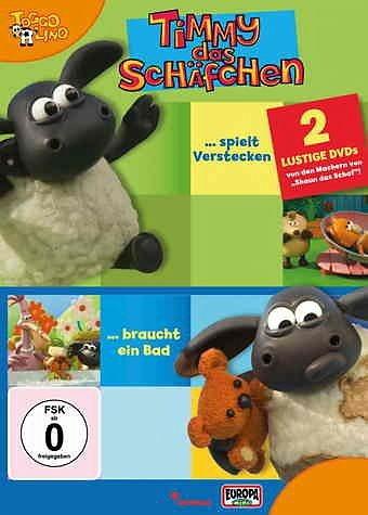 DVD »Timmy das Schäfchen - Timmy spielt Verstecken...«