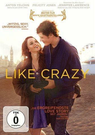 DVD »Like Crazy«