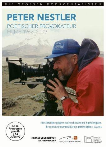 DVD »Peter Nestler: Poetischer Provokateur - Filme...«