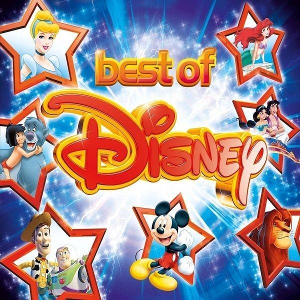 Audio CD »Various: Best Of Disney«