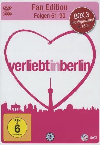 DVD »Verliebt in Berlin - Folgen 61-90 (Fan...«