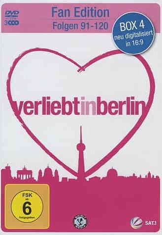 DVD »Verliebt in Berlin - Folgen 91-120 (Fan...«