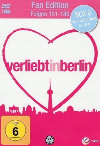 DVD »Verliebt in Berlin - Folgen 151-180 (Fan...«
