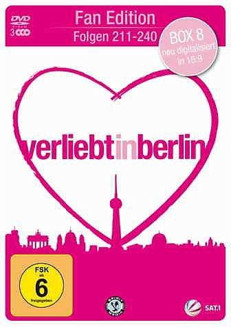 DVD »Verliebt in Berlin - Folgen 211-240 (Fan...«