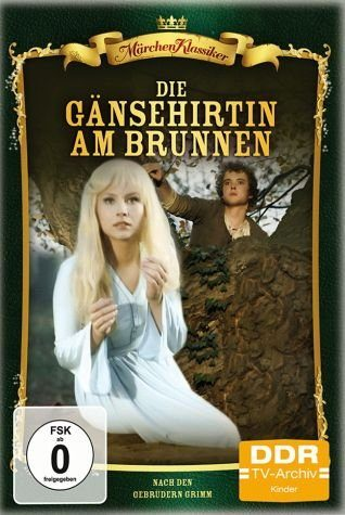 DVD »Die Gänsehirtin am Brunnen«