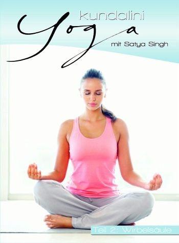 DVD »Kundalini Yoga - Teil 2: Wirbelsäule«