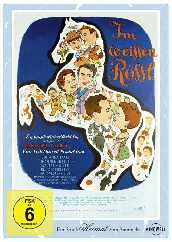 DVD »Im weißen Rössl«