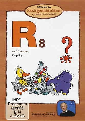DVD »Bibliothek der Sachgeschichten - (R8) Recycling«
