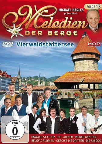 DVD »Various Artists - Melodien der Berge:...«