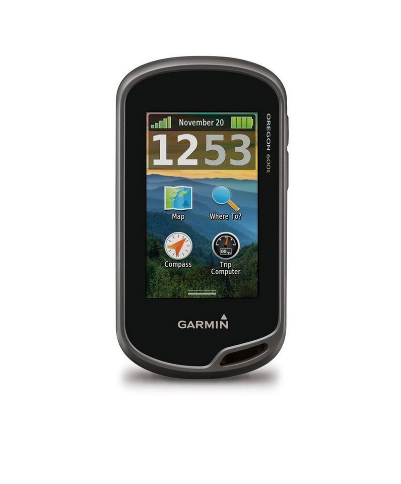 Garmin Wandergerät »Oregon 600« in Anthrazit