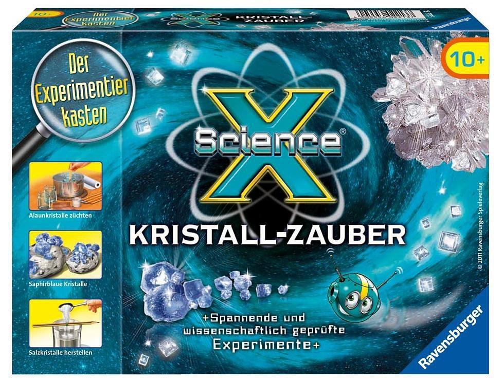 Ravensburger ScienceX - Kristall-Zauber