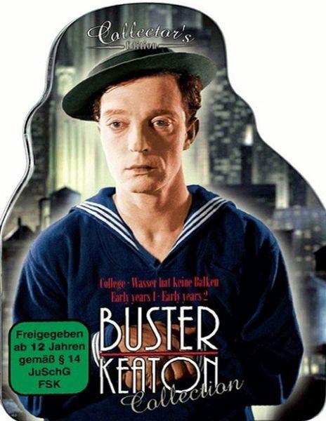 DVD »Buster Keaton (Metallbox Edition)«