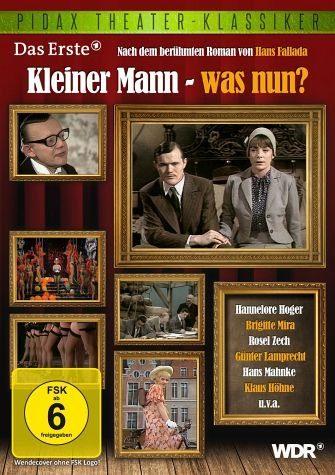 DVD »Kleiner Mann - was nun?«