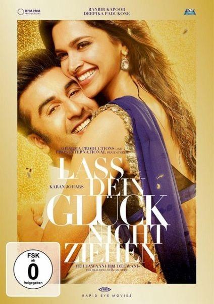 DVD »Lass dein Glück nicht ziehen - Yeh Jawaani Hai...«