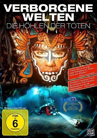 DVD »Verborgene Welten - Die Höhlen der Toten«