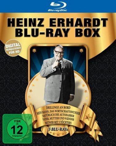 Blu-ray »Heinz Erhardt Blu-Ray Box (Digital Remastered,...«