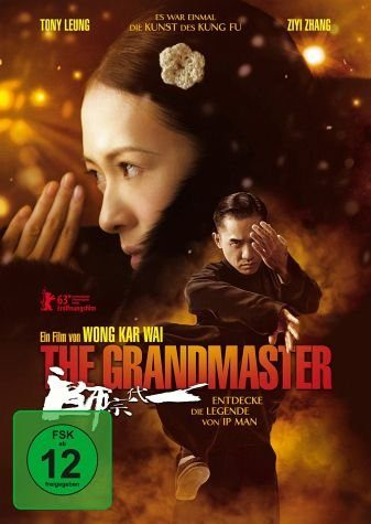 DVD »The Grandmaster«
