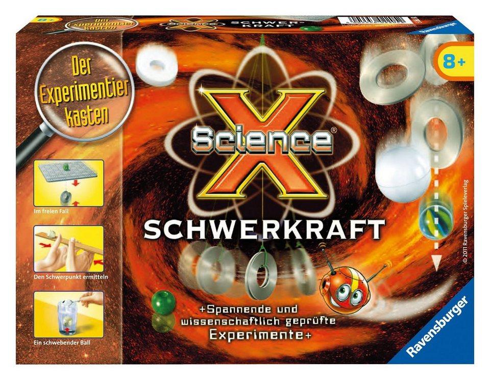 Ravensburger ScienceX Schwerkraft