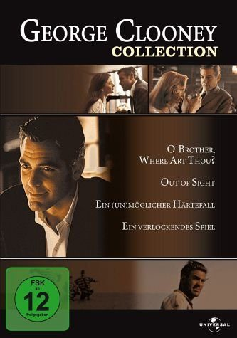 DVD »George Clooney Collection (4 Discs)«