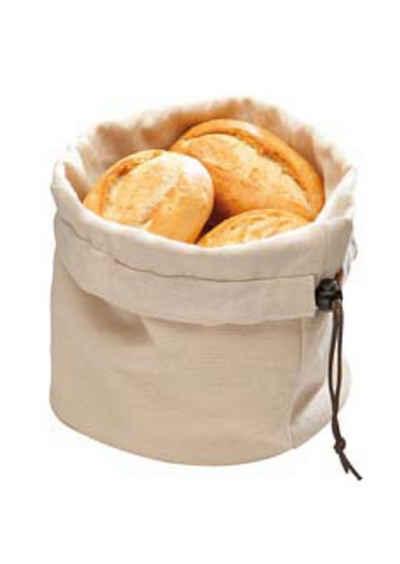 APS Brottasche, Baumwolle, (1-tlg), mit Kirschkernkissen