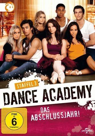 DVD »Dance Academy, Staffel 3 - Das Abschlussjahr!...«