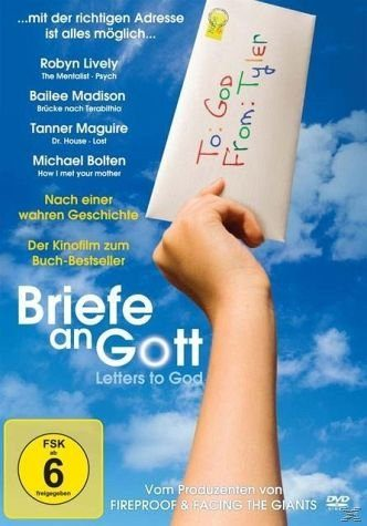 DVD »Briefe an Gott«