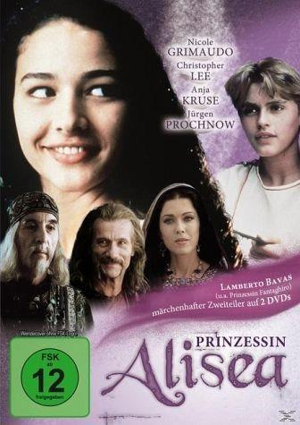 DVD »Prinzessin Alisea - 2 Disc DVD«