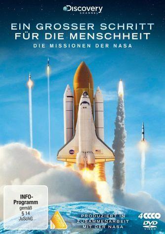DVD »Ein großer Schritt für die Menschheit - Die...«