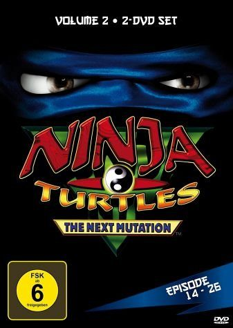 DVD »Ninja Turtles - The Next Mutation, Vol. 02 (2...«