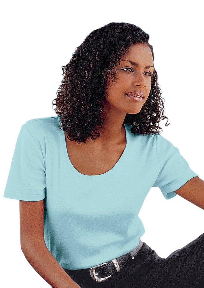 collection l kurzarm shirt aus atmungsaktiver. Black Bedroom Furniture Sets. Home Design Ideas