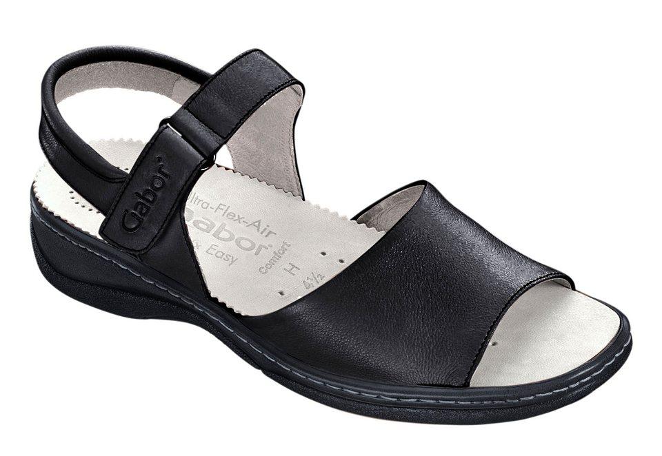 Gabor Sandale mit verstellbarem Ristriemen kaufen   OTTO ecd6a25416
