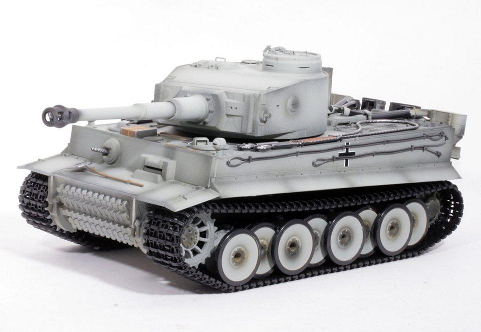 rc panzer set tiger i 2 4 ghz torro kaufen otto. Black Bedroom Furniture Sets. Home Design Ideas