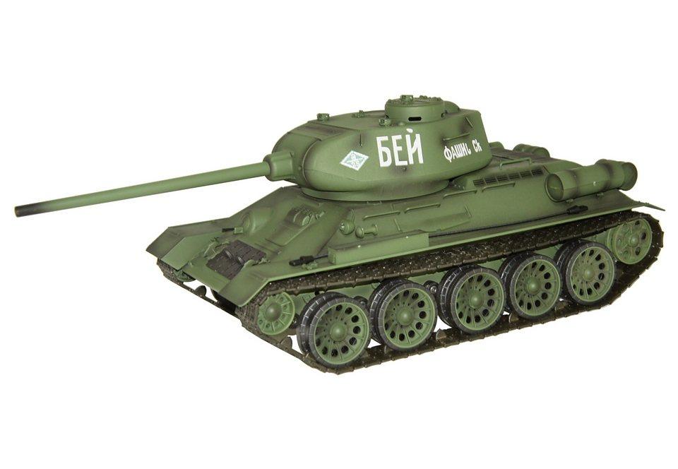 rc panzer set t34 85 2 4 ghz torro kaufen otto. Black Bedroom Furniture Sets. Home Design Ideas