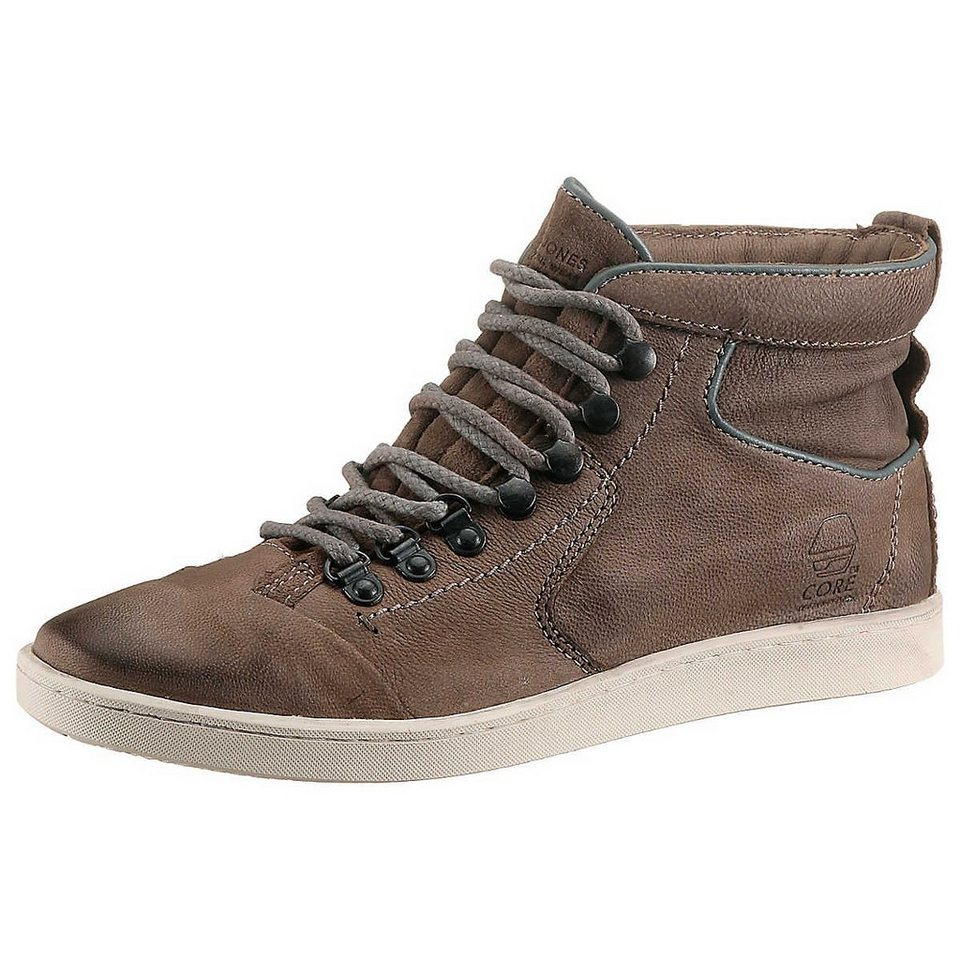 JACK & JONES Berlin Sneakers in schwarz