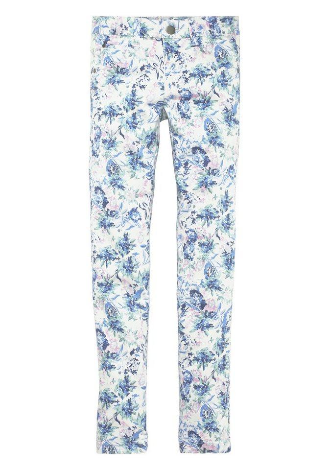 Arizona Jeans Skinny, für Mädchen in Blau