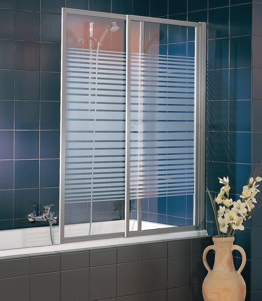 Schulte badewannenaufsatz berlin online kaufen otto for Duschabtrennung badewanne