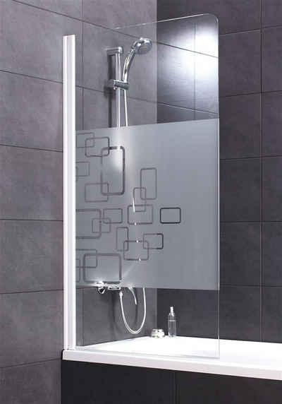 Duschabtrennung glas badewanne  Badewannenaufsatz online kaufen » Wannenaufsatz | OTTO