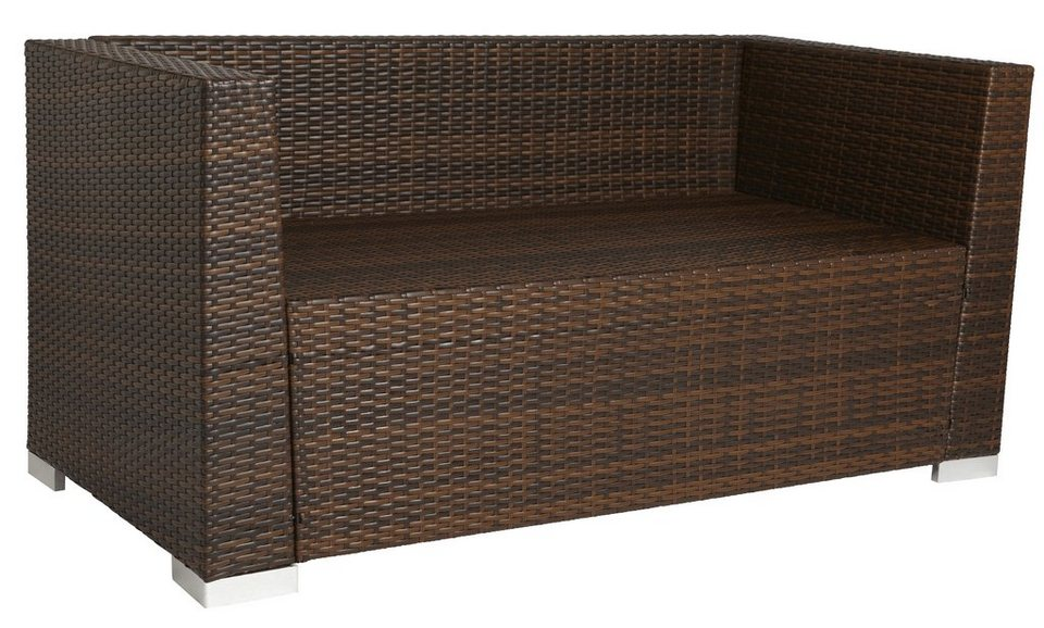 Loungesofa »Bari Deluxe« in braun