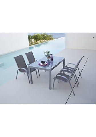 MERXX Sodo baldų komplektas »Amalfi« 5 vnt. ...